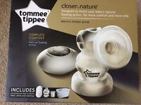 Tomme Tippee electric breast pump
