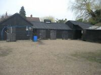 LOVELY OLD BARN TO LET FOR STORAGE VERY DRY VERY CHEAP VERY SAFE! IDEAL FOR HOUSEHOLD GOODS £16PW