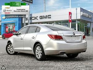 2012 Buick LaCrosse JUST ARRIVED V6 3.6L VERY WELL MAINTAINED Windsor Region Ontario image 4