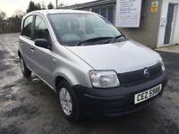 Fiat panda 1.1 Petrol price:£ 890 Ono px/exch