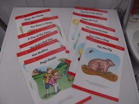 Children's Reading Books Part Set of 11 Early Reader
