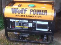 Generator, spares or repair