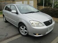 Toyota Corolla 2.0 D-4D T3 5dr LONG MOT/LOOKS AND DRIVES EXCELLENT