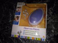 Boxed Summer heart2heart prenatal listening system