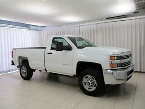2017 Chevrolet Silverado 2500HD 4X4 2DR 3PASS