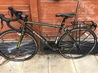 Dawes 600 Road Bike 48cm 2016 (6 months old) with £190 worth of accessories