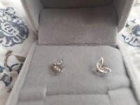 Sterling silver earings
