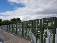 "SECURE SELF STORAGE ""LIKE NEW"" SHIPPING CONTAINERS (24/7 ACCESS)"