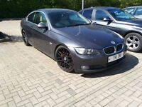 2007 BMW e92 335i 3.0L Twin Turbo 6 Speed Manual New Turbos 19 CSL Alloys New Coilovers PX SWAP