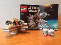 Lego Star Wars Microfighters X Wing Fighter