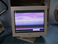 "Dell UltraScan P1110 - CRT monitor - 21"" - resolution 1800 x 1440 at 75 Hz gaming"