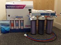 Osmotics RODI Pure water system