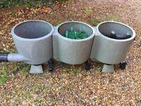 Cloverleaf Genesis Pond Filtration System