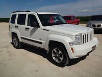 2008 Jeep Liberty Sport Rated A+ by the B.B.B
