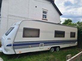 Caravan Hobby Prestige 635 2004 for sale