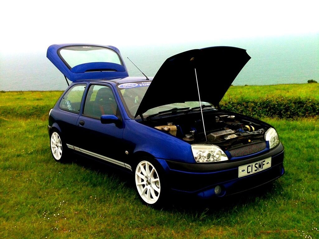 Ford Fiesta Zetec S With 1700 Racing Puma Engine In Isle Of Wight