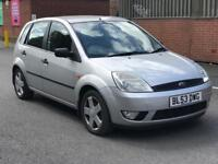 2004 FORD FIESTA ZETEC 1.4 5DR *12 MONTHS MOT *IDEAL 1ST CAR *CHEAP INSURANCE *BARGAIN *PX *DELIVERY
