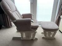 Tutti Bambini Rocking Chair and Stool
