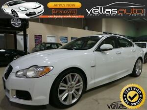 2011 Jaguar XFR Supercharged