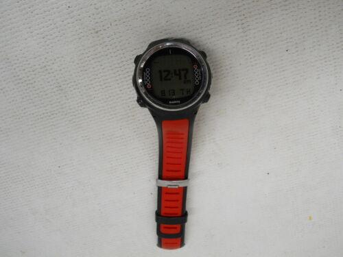 Suunto D4i Wrist Computer, Red & Black, scuba pro diving