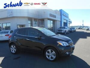 2015 Buick Encore CXL, Bucket Seats, Rear Vision Camera, Remote