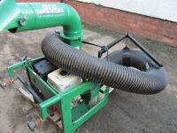 BILLYGOAT DEBRIS LEAF BLOWER,13HP MOUNTED MACHINE