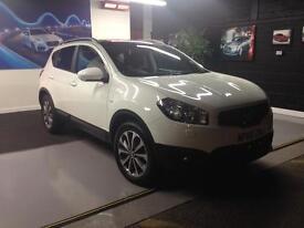 Nissan Qashqai tekna 2.0ltr low Mileage excellent condition!!