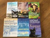 6 Michael Murpurgo Books