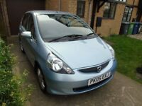 Honda Jazz 1.4 i-DSI SE CVT-7 5dr Automatic Auto 63K Lady Owner full Service history with 13 stamps
