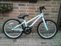 KIDS BIKE BEEN USED ONCE EX CON £20 NO TEXTS PLEASE