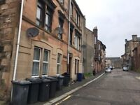 TWO BEDROOM, GROUND FLOOR FLAT FOR SALE - QUEEN STREET PAISLEY