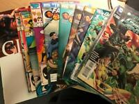 Comics!!! £2 per one. Fantastic four, Green Lantern, Civil War