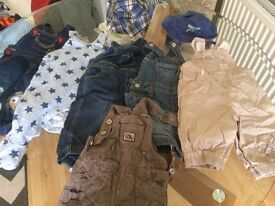 3-6 months baby boys clothes