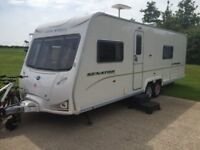Luxurious Touring Caravan including all Extras - Ready to Tow