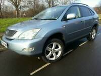 LEXUS RX300 SE 3.0 V6 2004 54'REG*FSH*PRISTINE CONDITION*TOP SPEC*#4X4#X5#JEEP#X3#IS#GS