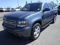 2012 Chevrolet Avalanche 1500 LT-4X4-AUTO-LEATHER-BLUETOOTH