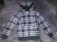 Boys 'Nike' zip up hoodie