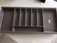 Howdens Cutlery Tray for Large Kitchen Drawers