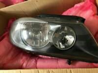Genuine BMW 3series e90 headlights
