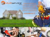HANDYMAN - PLUMBING - CARPENTRY - PAINTING AND DECORATING - PROPERTY MAINTENANCE Canary Wharf
