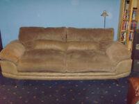 Cloth & Leather Flux Sofa £40