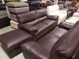 brand new condition sofa set 3+3 seater and storage foot stole