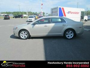 Chevrolet Malibu LS 2011 ONE OWNER LIKE NEW H6-474A