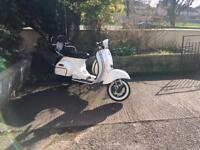 Neco Abruzzi 125 scooter