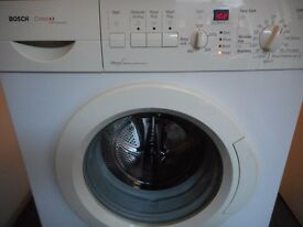 BOSCH BRAND 6KG/1200 DIGITAL WASHER