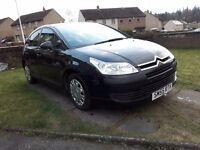 Citroen c4, 1.4 petrol, 11 months mot , looking to sell this weekend