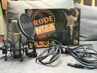 Rode NT2-A Studio Solution Set (boxed)