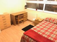 Nice single room in zone 2 close to station. Bills incl