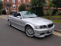 2003/03 REG BMW 330CI SPORT AUTO CABRIOLET LEATHERS CHEAP £2449