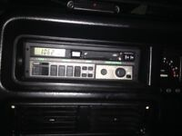Ford Xr2/3i/rs turbo esrt32ps radio/cassette!!